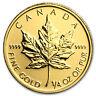 2011 Canada 1/4 oz Gold Maple Leaf BU