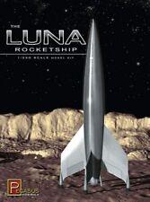 Pegasus 1/144 The LUNA Rocketship  Plastic Model Kit 9111