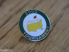 2000 MASTERS GOLF AUGUSTA NATIONAL BALL MARKER RARE NEW PGA
