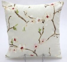 "Cushion Cover Cream Prestigious Emi Blossom Tree Design 18""x18""LilleyBee"