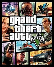 Grand Theft Auto V 5 Para Playstaion 3 Ps3