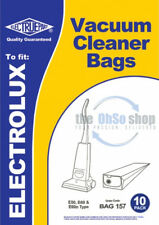 10x ELECTROLUX Vacuum Cleaner Bag E50 E60 E60n Type The Boss 1900 Self Propelled