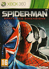 Spider-Man: Shattered Dimensions Game *MINT CONDITION* Xbox 360
