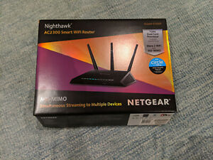 NETGEAR R7000P Smart WiFi Router