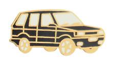 Range Rover Schwarz Anstecker