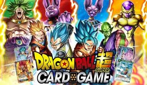 Dragon Ball Super Card Game: Leader Cards