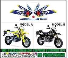 kit adesivi stickers compatibili drz 400 sm 2006