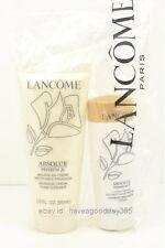 Lancome Absolue Premium Bx Foam Cleanser + Advanced Replenishing Lotion Toner