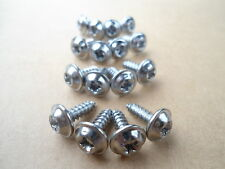 16 OLD SCHOOL WHEEL WELL SCREWS! GM MONTE CARLO LS SS 442 GRAND NATIONAL T-TYPE
