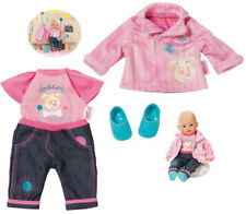 Zapf Creation My Little Baby Born Kita Outfit Gr. 32 cm (Pink)