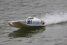 RC Brushless US1 Catamaran Racing Boat Plug N Play No Radio/Battery/Charger
