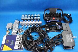 Scanreco RC400 Radio Remote Control Systems 6 FUNCTIONS PALFINGER + ACTUATORS
