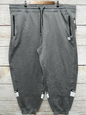 Rocawear Big & Tall Mens Size 3XL Grey Spacedyed Sweat Jogger Pants New