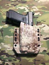 Kryptek Nomad Kydex Glock 34/35 with Streamlight TLR-1