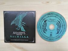 Assassin's Creed Valhalla OST Soundtrack Music Game Collector Rare