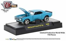 M2 Machines 1/64 Auto-Mods 1968 Chevrolet Camaro Ss 350 32600-Am06 Chase Car