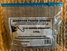 Sputnik/Spider/Grip/Gemin i Breakout Surf Sinkers Pack of 5 (8 oz)