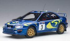 89792 AUTOart 1:18 Subaru Impreza WRC 1997 #3 Colin McRae / Nicky Grist Safari