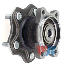WJB WA512292 Rear Wheel Hub Bearing Assembly Interchage 512292 HA590111 BR930442