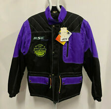 Motorradjacke Motorrad Jacke Enduro von Textilgewebe MSK Gr. L #J070