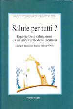 AFRICA / SOMALIA / SALUTE PER TUTTI? - 1992