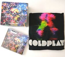 Coldplay Mylo Xyloto exclusive limited edition box bonus large T-shirt & CD gift