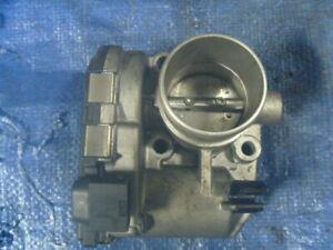 12 13 14 15 16 17 Fiat 500 Throttle Body w/o turbo VIN R 8th digit OEM 1.4 1.4L