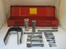 12969 Snap-On Blind Hole Bearing Puller Set INCOMPLETE 10 Missing or Broken Pcs