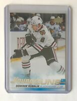 2019-20 Upper Deck Dominik Kubalik RC Young Guns Series 1