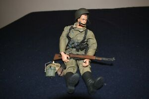 The Ultimate Soldier World War II German Infantry 1:6 Action Figure 21st Century