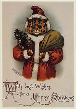 Collectable Louis Wain Signed Postcards