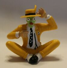 """1995 Star Toys / New Line THE MASK (SITTING DOWN) 2"""" Spanish vintage PVC figure"""