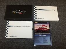 2004 Chevy SSR Owner Owner's Operator Guide Manual Set Convertible LS 5.3L V8