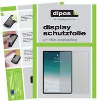2x Apple iPad Pro 12.9 Zoll Wifi (2020) Schutzfolie matt Displayschutzfolie