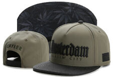 Hip Hop Men's CAYLER Sons Cap adjustable Baseball Snapback Street Black hat 8#