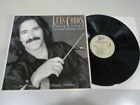 "Luis Cobos Suite 1700 LP Vinyl 12 "" 1986 Edicion España VG/VG Epic"