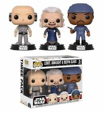 STAR WARS LOBOT, Ugnaught & Bespin Guard Pop! Vinyle 3pk-NEW EN STOCK