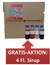 Coca Cola Light - Postmix - Sirup - Bag in Box - 10l BiB + 4 Fl. GRATIS-Sirup