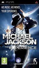 Michael Jackson: La Experience (PSP) NUEVO
