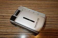 1 Metall Pearlcorder L400 Cassette Diktiergerät mini . Player Defekt.