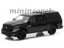 GREENLIGHT 27780 E BLACK BANDIT 2014 14 DODGE RAM 1500 SPORT PICK UP TRUCK 1/64