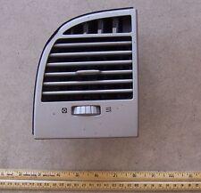 2003 - 2006 Lincoln Navigator left AC register vent outlet bezel silver 2004 05