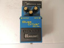 Boss BD-2W Blues Driver Overdrive Waza Craft Effects Pedal Free USA Ship