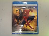 Spider-Man 3 (Blu-ray, 2007) New Factory Sealed NFR Not For Resale