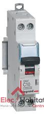 Disjoncteur unipolaire+neutre DNX3 10A Vis/Vis Legrand 406773
