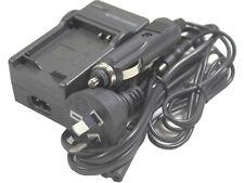 Charger for Samsung Battery SLB-11A 11EP CL65 CL80 EX1 HZ25W HZ30W HZ35W HZ50W