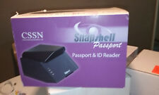 Acuant SnapShell Passport and Driver's License Reader w/ idScan Software + Key