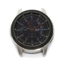 Samsung Galaxy Watch Smartwatch 46mm Stainless Steel - Silver -  SM-R800NZSAXAR