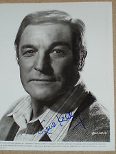 Gene Kelly signed 8x10 photo