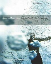 Abnormal Psychology: Leading Researcher Perspectives (2nd Ed.)  by Rieger, Eliza